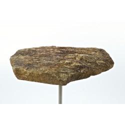 Espositore acciaio pietra piccolo